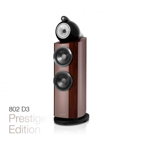 B&W 802 D3 Prestige Edition