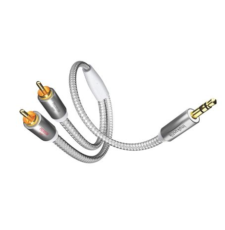 Inakustik Premium 3.5 mm to RCA 3M
